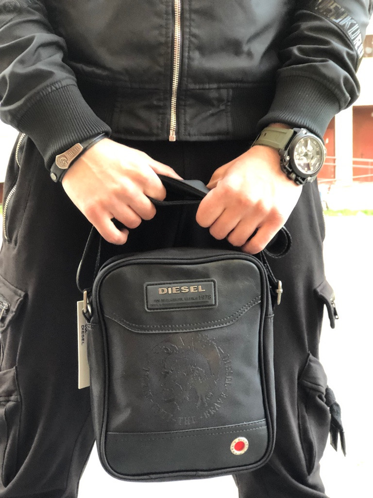 dea66e9e Мужская сумка Diesel Successful Living, цена 647,50 грн., купить в Харькове  — Prom.ua (ID#944567326)