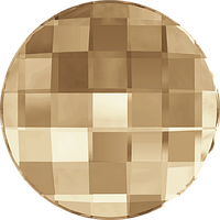 Стразы Swarovski клеевые холодной фиксации 2035 Golden Shadow (GSHA) Swarovski, 6 мм, Австрия