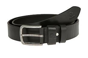 Кожаный ремень Classico Antico, черный, фото 2