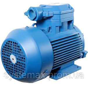 Взрывозащищенный электродвигатель 4ВР71В4 0,75 кВт 1500 об/мин (Могилев, Белоруссия), фото 2