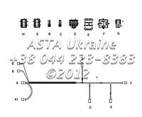 Вентилятор кабельное, кондиционер С1-8-1, фото 1