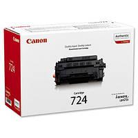 Заправка картриджа Canon 724 Black (3481B002) LBP-6750dn в Киеве