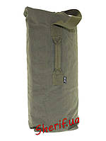 Баул армейский брезентовый 60 литров  MIL-TEC Olive, 13847001