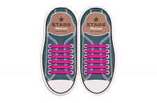 Силиконовые шнурки, фото 3