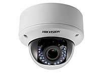 Купольная Turbo HD камера Hikvision DS-2CE56D1T-VPIR3, 2 Мп варифокальная