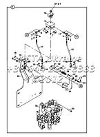 Механизм контроля, погрузчик - джойстик управления с Д1-1-1-ЕП2