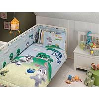 Набор в кроватку для младенцев Тас Looney Tunes Sylvester and Bugs Baby