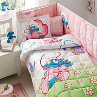 Набор в кроватку для младенцев Тас Sirinler Baby Girl