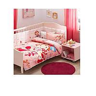 Набор в кроватку для младенцев Тас Strawberry Berry Baby
