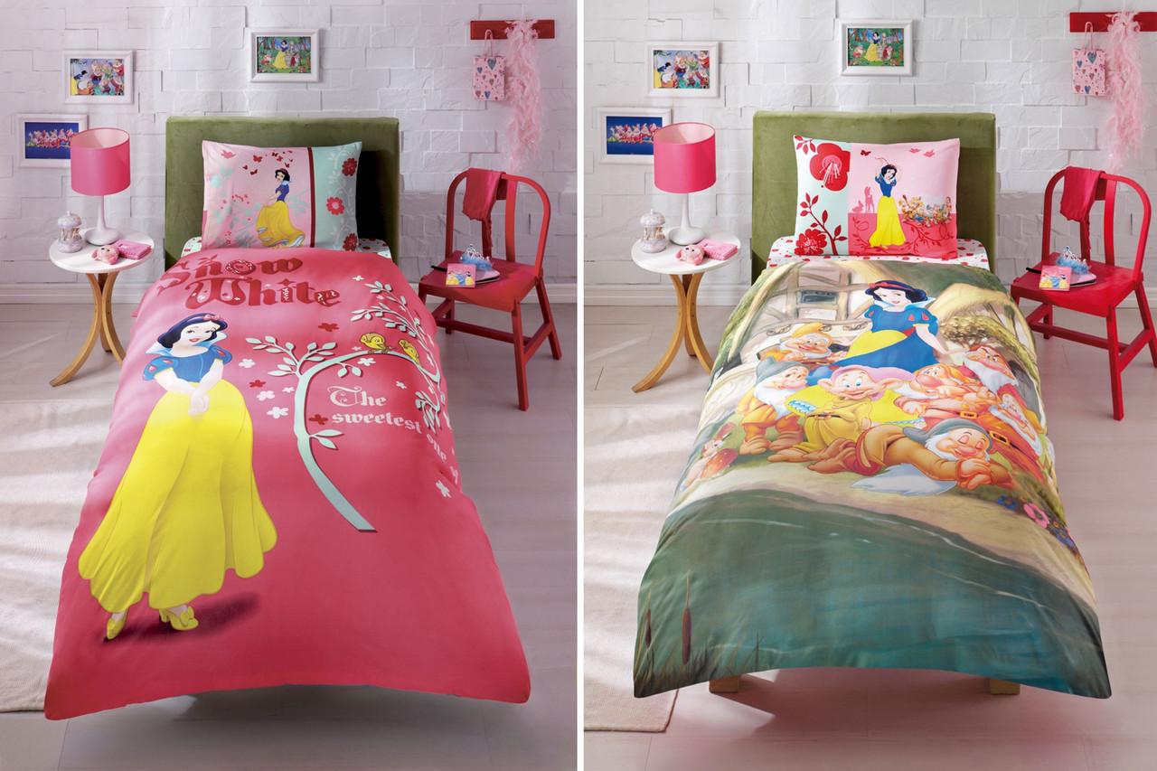 Постельное белье Tac Disney - Snow White The Sweetest подростковое
