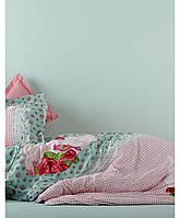 Постельное белье Karaca Home Luci розовое подростковое