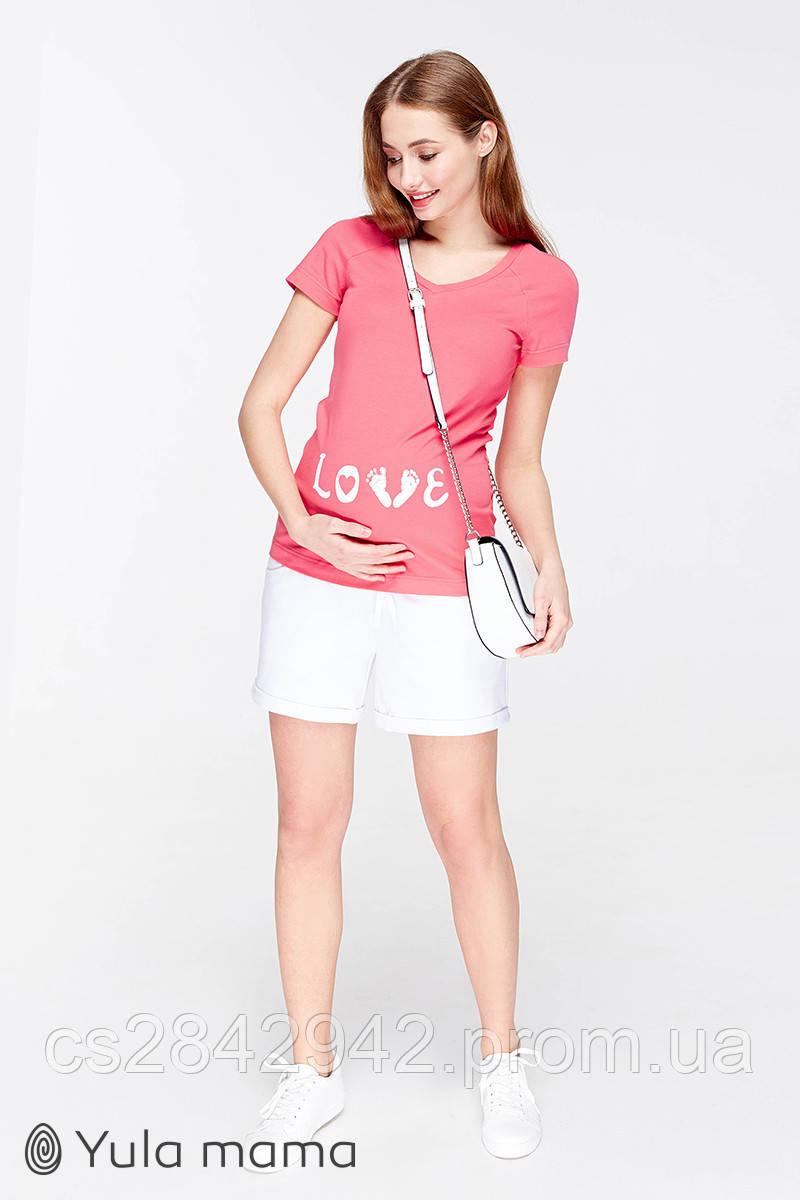 906ac6a38079625 Літні шорти для вагітних (летние шорты для беременных) MAJORKA SH-29.031