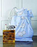 Детское постельное белье для младенцев Karaca Home - Pretty ранфорс