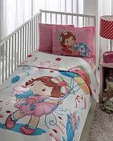 Постельное белье для младенцев Пике - Тас Strawberry Cape baby