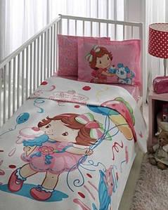 Постельное белье для младенцев Tac Disney Пике - Strawberry Capcake baby