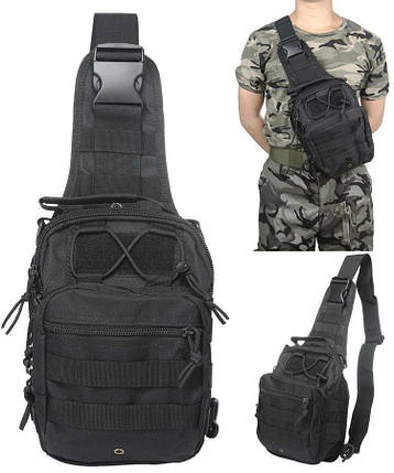 Тактическая,штурмовая, военная сумка рюкзак, фото 2