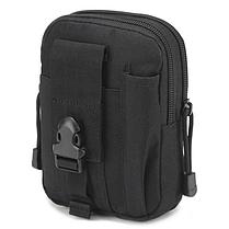 Тактическая (поясная) сумка - подсумок с ремнём с системой M.O.L.L.E , фото 2