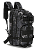 Тактический штурмовой военный, городской рюкзак ForTactic  25л, фото 4