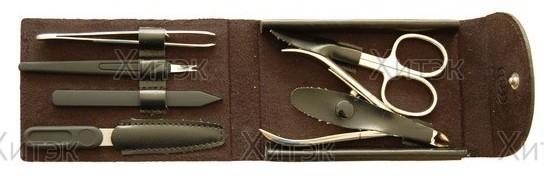 Набор маникюрных инструментов 6 предметов Baruffaldi