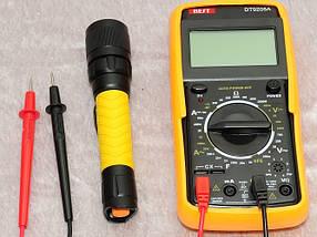 Мультиметр Универсальный DT 9205A