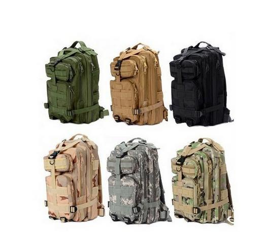 Тактический многофункциональный рюкзак