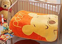 Плед - покрывало для младенцев Тас Winnie The Pooh Face Baby