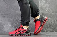 14bc75d5 Кроссовки мужские Asics Gel-Quantum 360 в стиле Асикс Гель, текстиль,  текстиль код