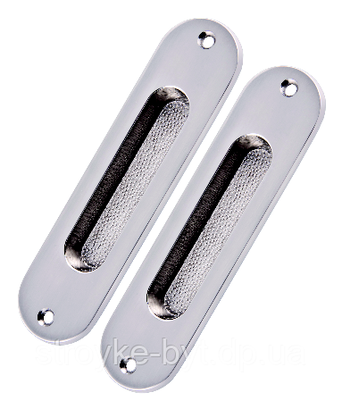 Комплект ручок для розсувних дверей SDH 02 SN (Матовий нікель)