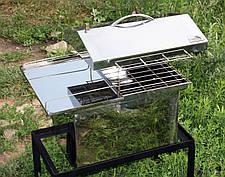 Коптильни горячего копчения, фото 2