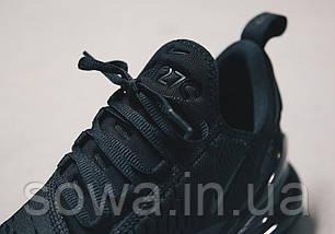 "✔️ Кроссовки Nike Air Max 270 ""Black""  , фото 2"