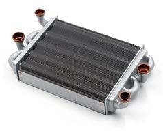 Теплообменник битермический Fondital (турбо) Antea 6SCAMBIT00 (аналог 39841310, 39837660)