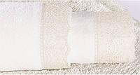 Полотенце Irya Stella молочное 50х90
