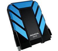 Жесткий диск ADATA DashDrive Durable HD710 1 TB Black ( AHD710-1TU3-CBK)