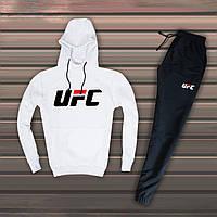 Спортивный костюм (худи+штаны), спортивний костюм UFC S1076, Реплика