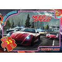 "Пазлы из серии ""Need for Speed"" (Жага Швидкості), 35 элементов"