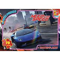 "Пазлы из серии ""Need for Speed"" (Жага Швидкості), 70 элементов"