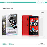Защитная пленка Nillkin для  Nokia Lumia 720 матовая