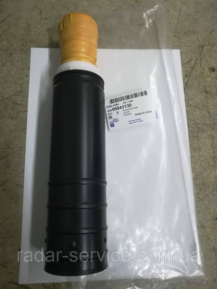 Отбойник с пыльником задних амортизаторов, Авео Т300, GM, 95943130