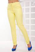 Жіночі молодежніе штани яскравих кольорів 42-50рр.