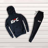 Спортивный костюм (худи+штаны), спортивний костюм UFC S1079, Реплика