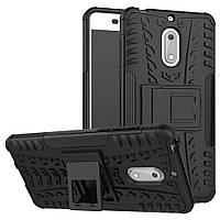Чехол Armor Case для Nokia 6 Черный