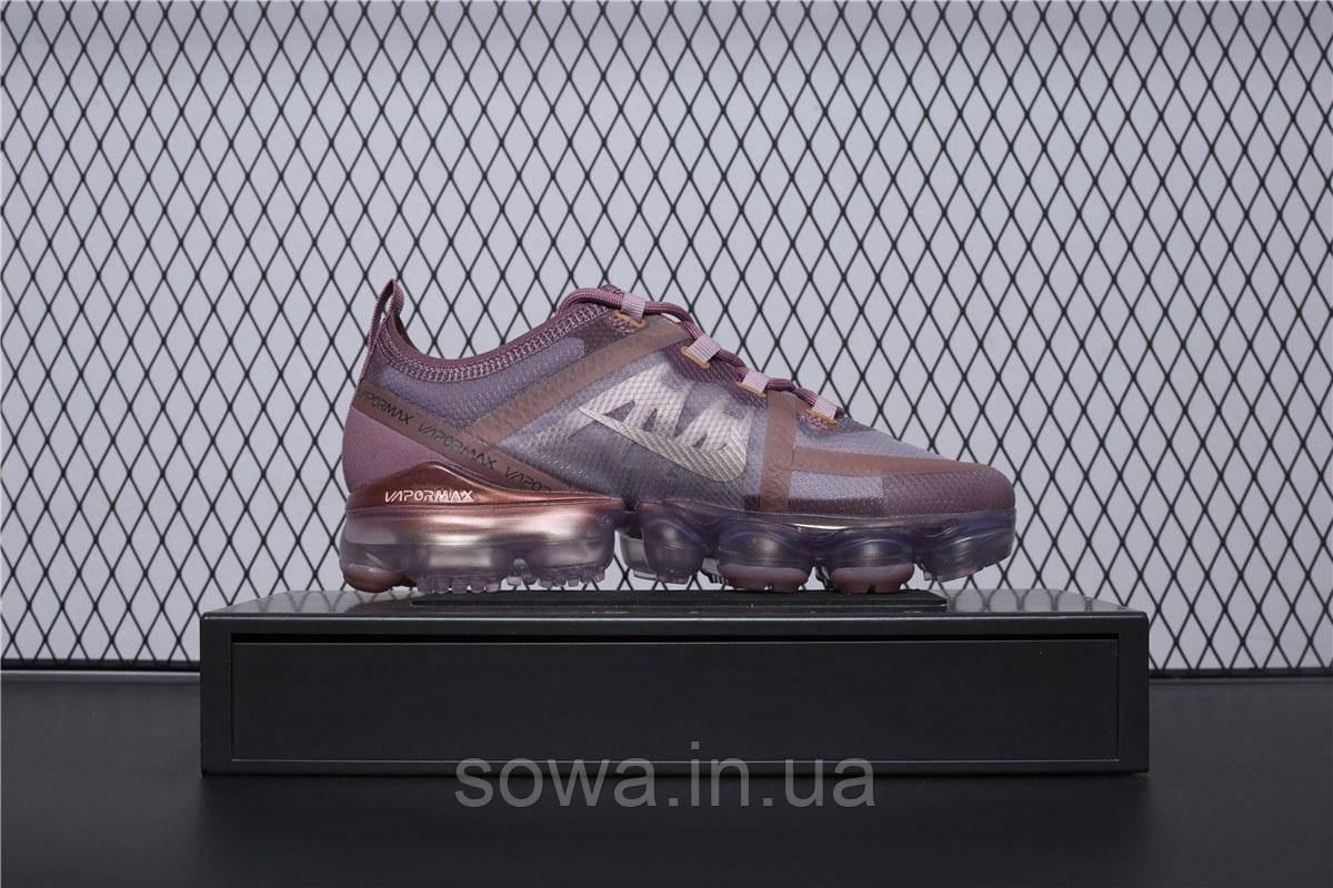 "✔️ Кроссовки Nike Air VaporMax 2019 ""Plum Chalk"""