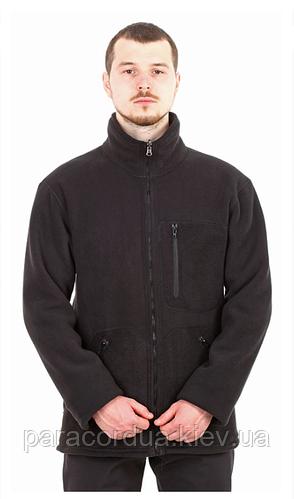 Куртка флисовая двухсторонняя