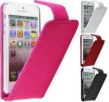 Чехол книжка Iphone 5 (4 цвета) распродажа