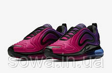 "✔️ Кроссовки Nike Air Max 720 ""City Viola"" , фото 3"