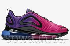 "✔️ Кроссовки Nike Air Max 720 ""City Viola"" , фото 2"