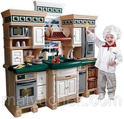STEP2 Интерактивная детская кухня Luxe
