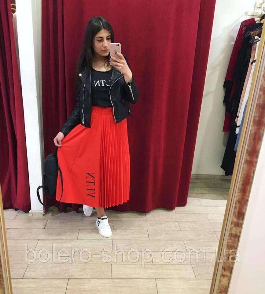 Блуза женская Valentino черная
