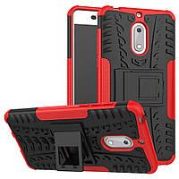 Чехол Armor Case для Nokia 6 Красный