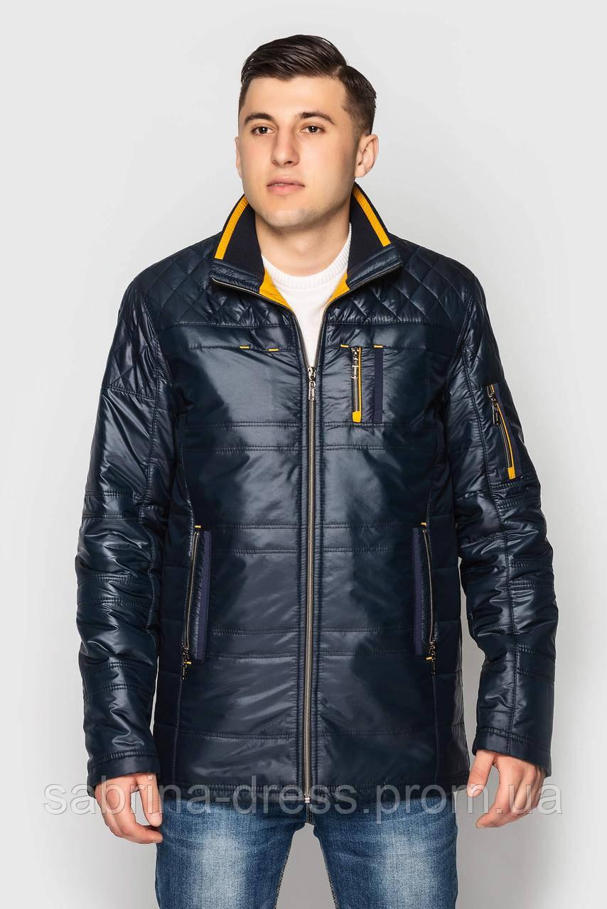 Куртка мужская демисезонная. Модель 080. Размеры 48-58